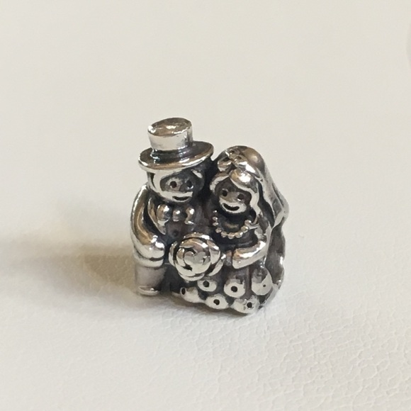 d248fb64c Pandora Jewelry | Mr Mrs Bride And Groom Charm | Poshmark